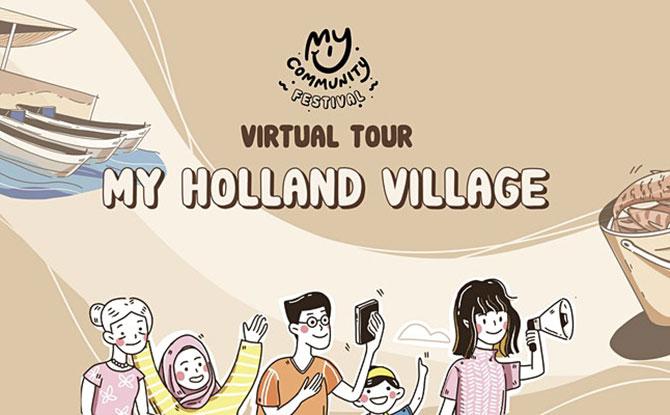 My Holland Village Virtual Tour - My Community Festival