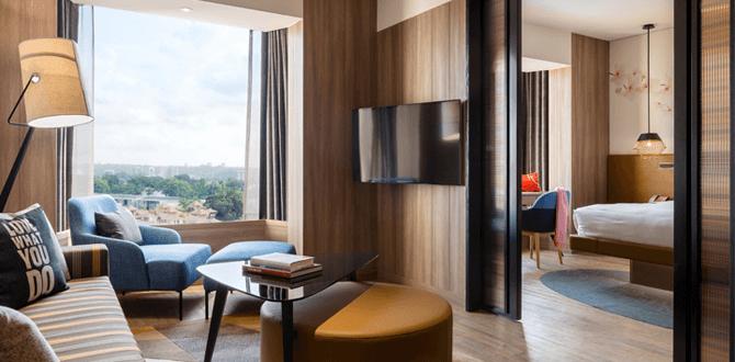 Hotel Jen Tanglin, Family Staycation in Singapore 2017