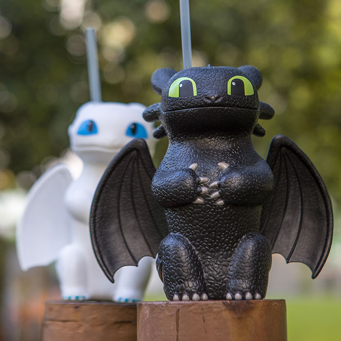 How To Train Your Dragon: The Hidden World Collectible Cups