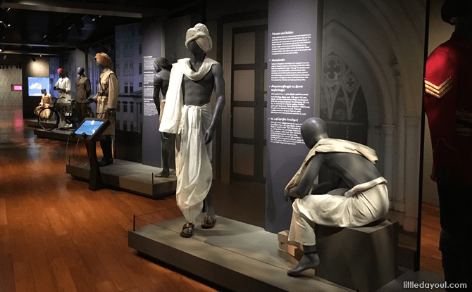 Pioneers: Early Indians in Singapore and Malaya