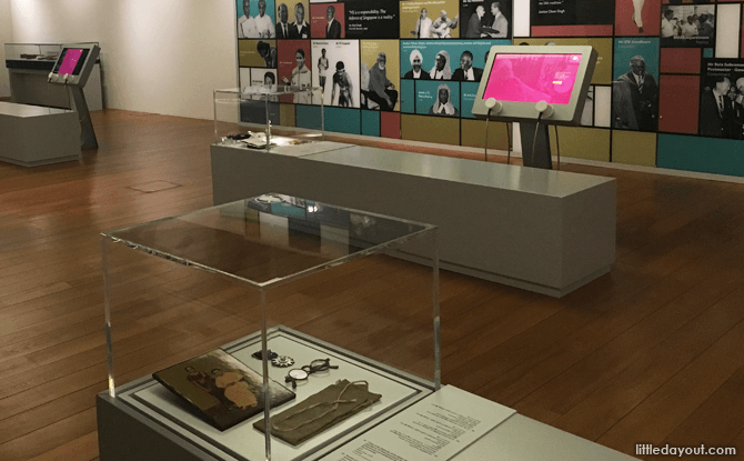 Making of the Nation: Contributions of Indians in Singapore