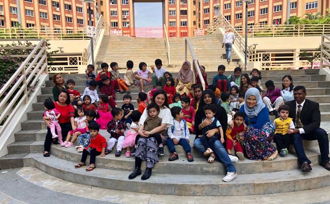 Moppeteers Preschool - One Stop Education Hub