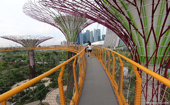 OCBC Skyway, Gardens by the Bay