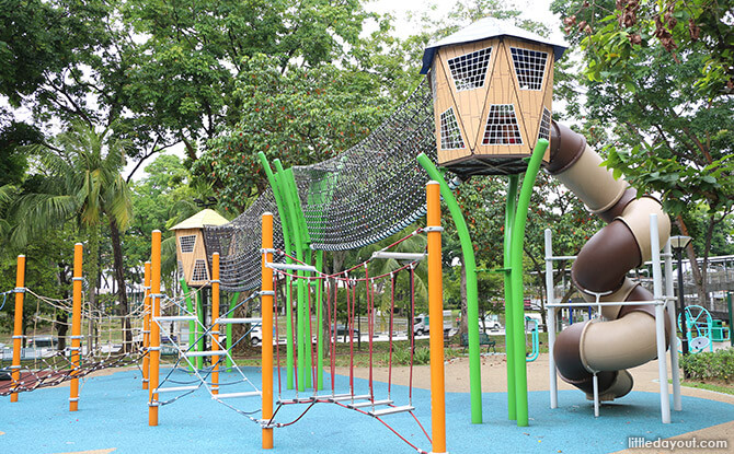 Jurong East Street 32 Playground