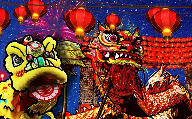 Lion Dance In Singapore 2021 In Various Forms & Where To See Festive Lion Displays