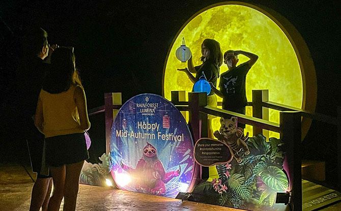 Mid-Autumn Festival at Rainforest Lumina