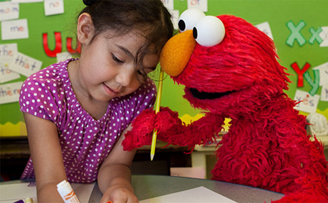 Sesame Street's Free Resources For Young Children And Families During COVID-19: Caring For Each Other