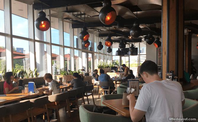 Cafe Melba, Mediapolis