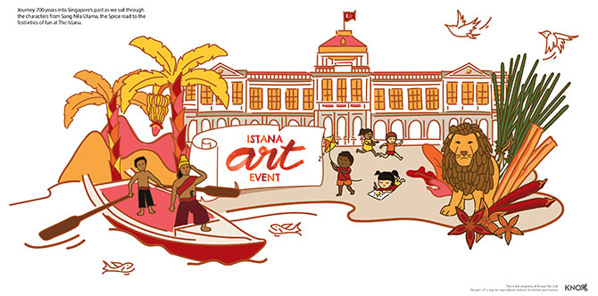 Istana Art Event