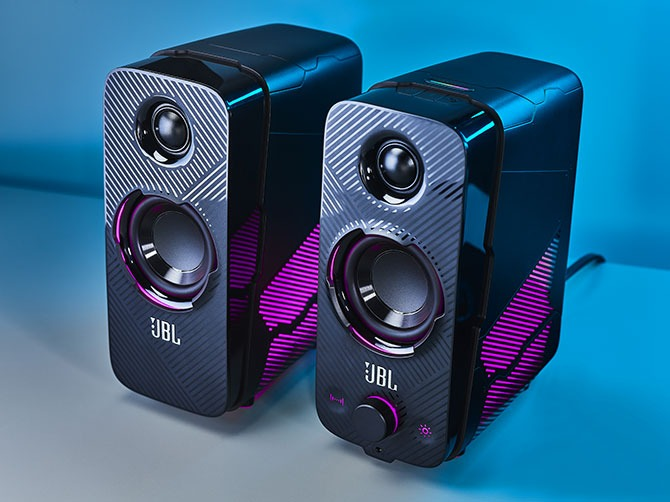 JBL Quantum DUO – For the Gamer
