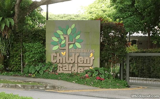 Singapore Botanic Gardens Children's Festival 2017