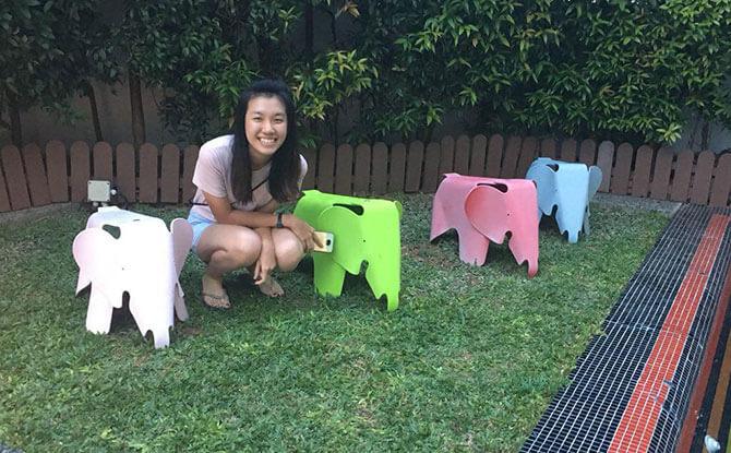 Janelle Ng, 24, Preschool Teacher