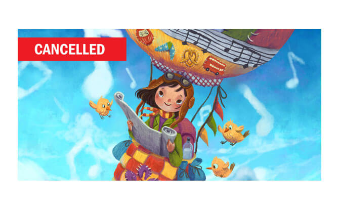 SSO's Concerts For Children On 21 and 22 March 2020 Cancelled
