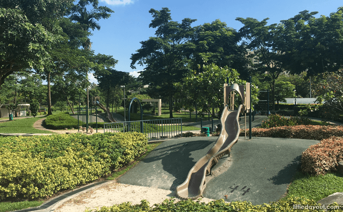 Jurong Central Park Playground