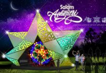 Hari Raya Light Up 2019: Celebrating The Kampung Spirit