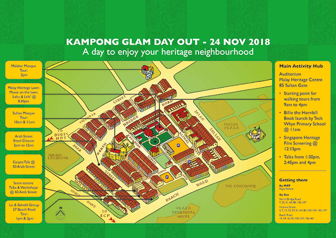 Kampong Glam Day Out 2018