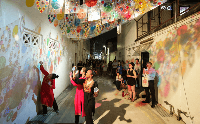 Artwalk Little India 2018