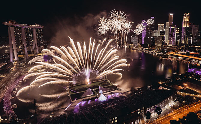 Things To Do On New Year S Eve And New Year S Day 2020 In Singapore Little Day Out