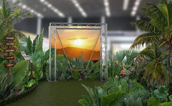 Visit Experiential Travel Zones at the Klook Travel Fair