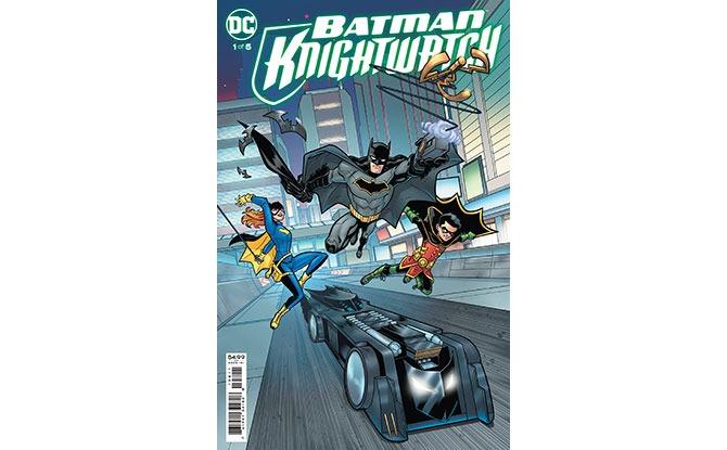 DC: Batman Bat-Tech Edition App Comic