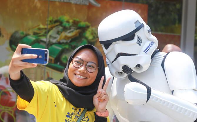 Star Wars Day 2018 at LEGOLAND Malaysia Resort
