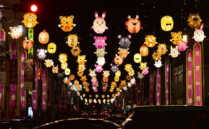 No Chinatown Light-Up This Weekend; Go On A Virtual Light-Up Tour Instead