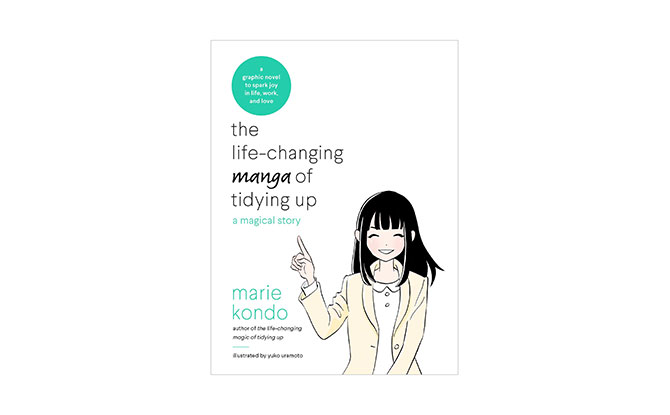 Our Favourite Quotes From The Life Changing Manga Of Tidying Up By