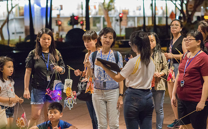 """Lighting Up The CBD: A Heritage Trail of Singapore's """"Wall Street"""""""