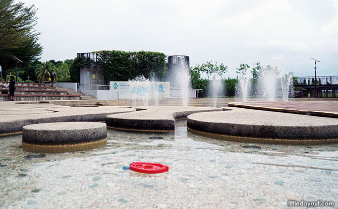Float Your Boat at Lower Seletar Reservoir Park's Water Playground