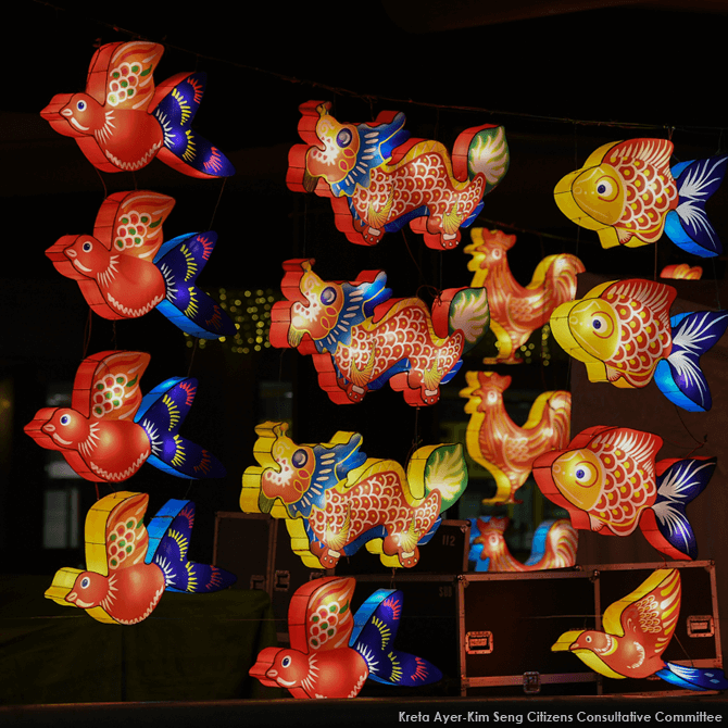 Chinatown Lanterns 2017