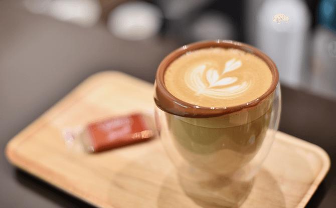 Magnumccino, Magnum Coffee