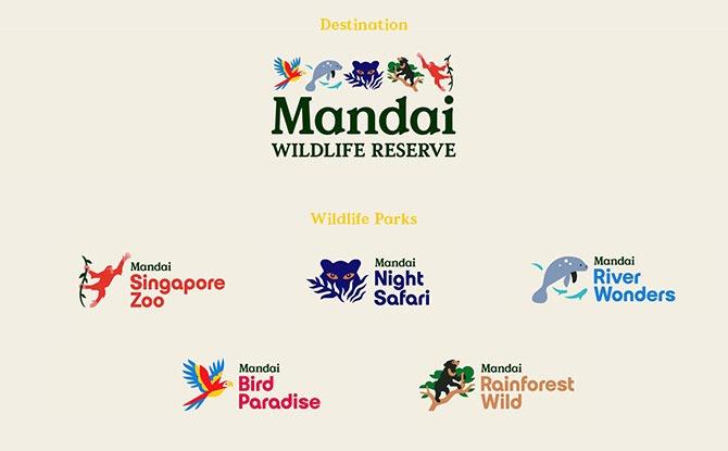 New Master Brand: Mandai Wildlife Group