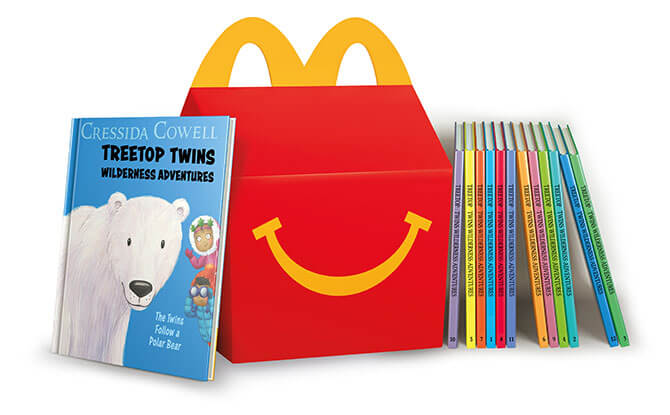 e-McDonald's-Happy-Meal-Readers-Book-Collection