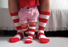 McHappy Day 2018: Stripey Socks To Support Sick Children And Their Families