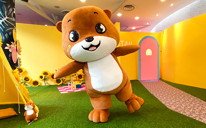Otah & Friends Extended Till Apr; New Experiences Include An Easter Egg Hunt