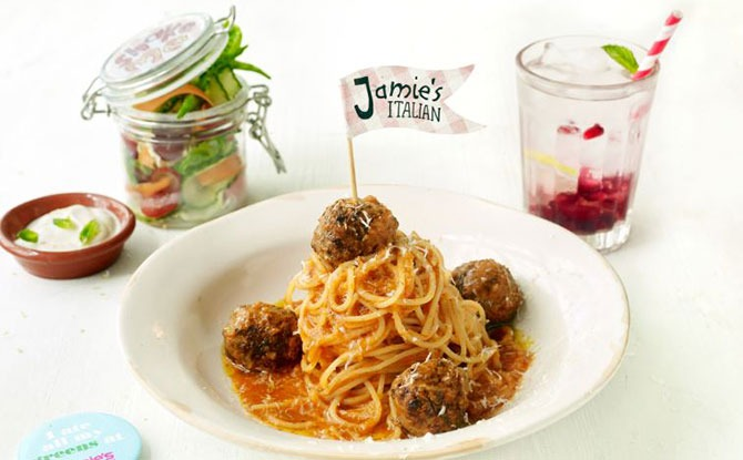 Kids Eat Free at Jamie's Italian Singapore from 13 to 21 March 2021