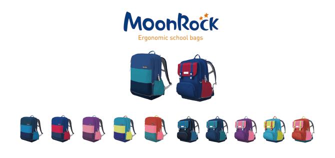 MoonRock School Bag