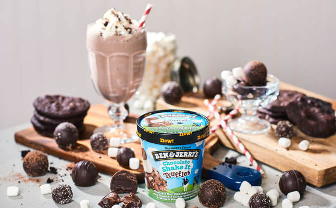 Ben & Jerry's New Flavours