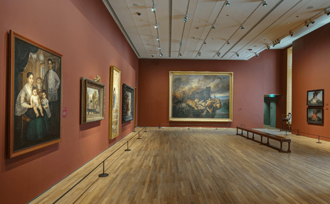 UOB Southeast Asia Gallery, National Gallery Singapore