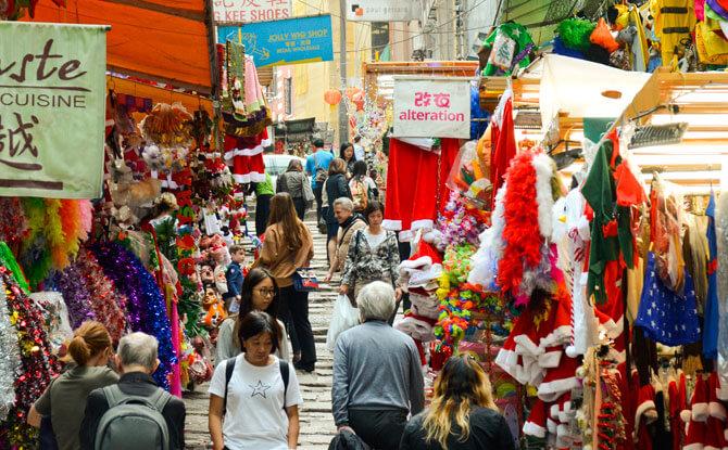 Visit Hong Kong's Old Town Central
