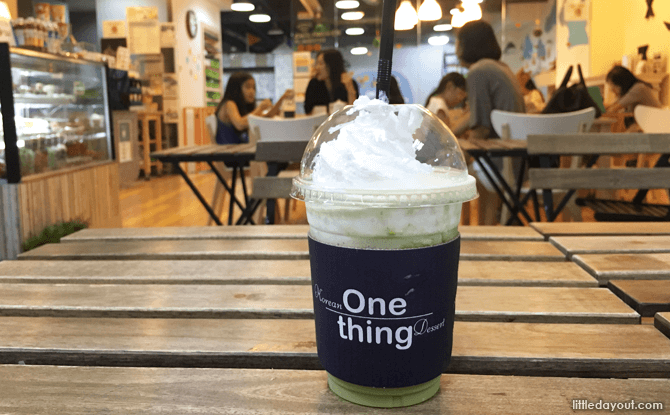 One Thing Kids Cafe