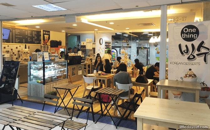 One Thing Kids Cafe at Bukit Timah