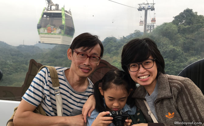 Maokong, Taiwan: Good Tea, Great Views and a Fun Gondola Ride Up