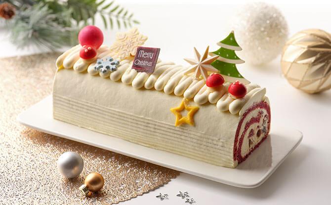 PARKROYAL on Kitchener Road Log Cake Singapore 2019