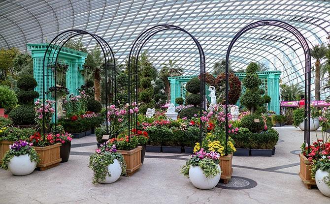 A Bit Of England - English-style Gardens