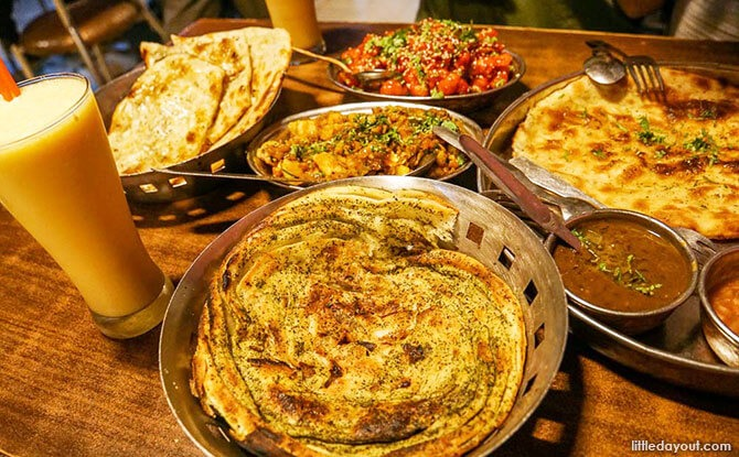 Savouring the best of Northern Indian Cuisine