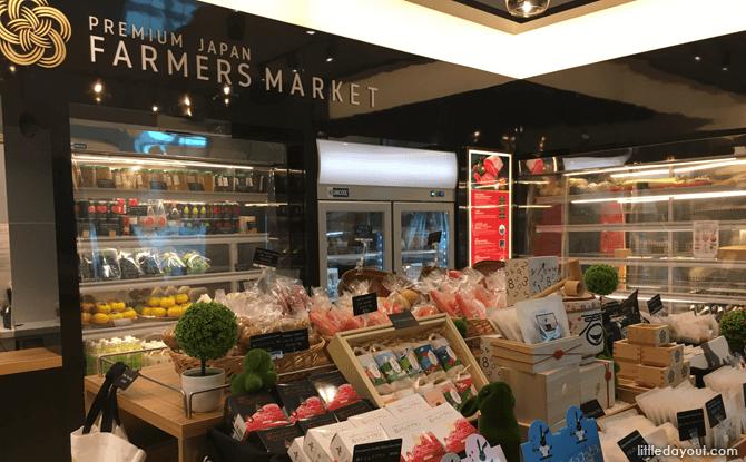 Premium Japan Farmers Market
