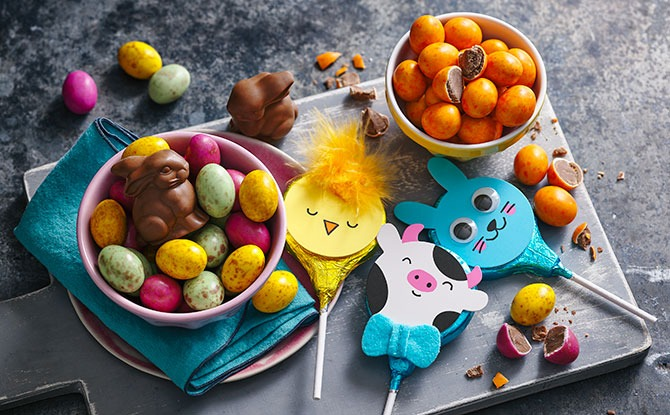 Easter Eggs and Other Chocolatey Treats