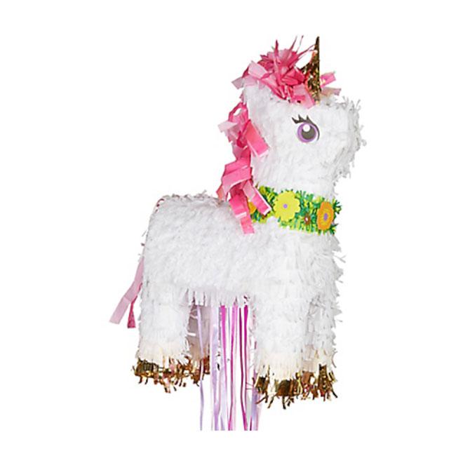 Mexico – Sparkling Unicorn Pull Pinata