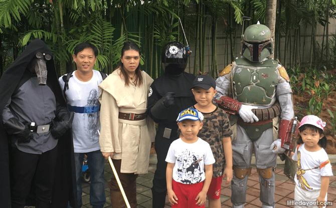 LEGO Star Wars Days 2017